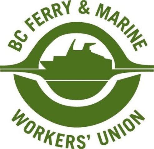 BC Ferry and Marine Workers' Union (CNW Group/BC Ferry and Marine Workers' Union)