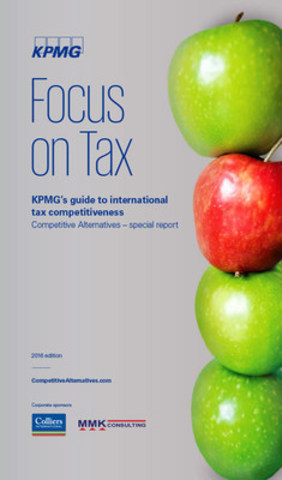 Focus on Tax (CNW Group/KPMG LLP)
