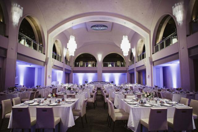 Le gala annuel des Prix du magazine canadien se tiendra à  l'Arcadian Court de Toronto le 5 juin 2015 (Groupe CNW/Fondation nationale des prix du magazine canadien)