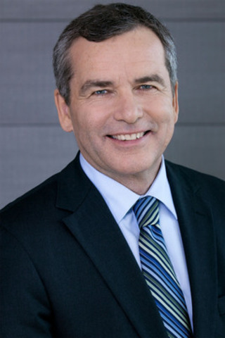 Marc LePage, nouveau président-directeur général à la tête de Génome Québec. (Groupe CNW/Génome Québec)