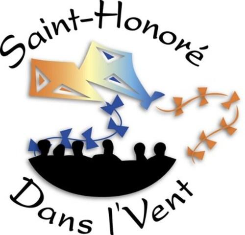 LOGO : Festival Saint-Honoré dans l'Vent (Groupe CNW/Festival Saint-Honoré dans l'Vent)