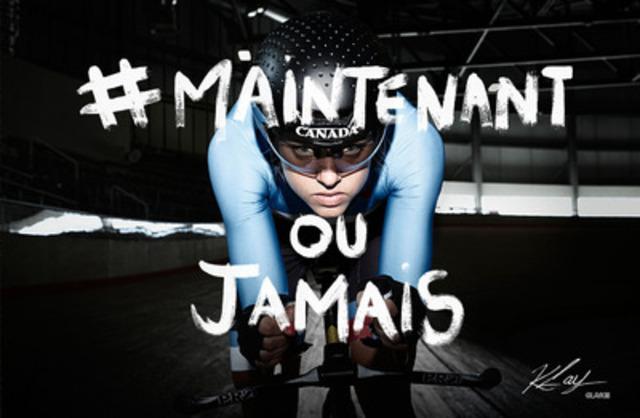 #MaintenantOuJamais (Groupe CNW/Comité olympique canadien)