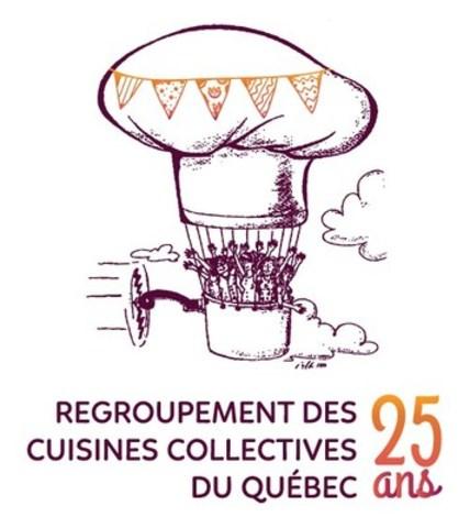Regroupement des cuisines collectives du Québec (RCCQ) (Groupe CNW/Regroupement des cuisines collectives du Québec)