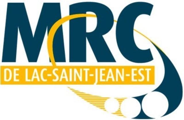 Logo : MRC de Lac-Saint-Jean-Est (Groupe CNW/Un lac pour tous)