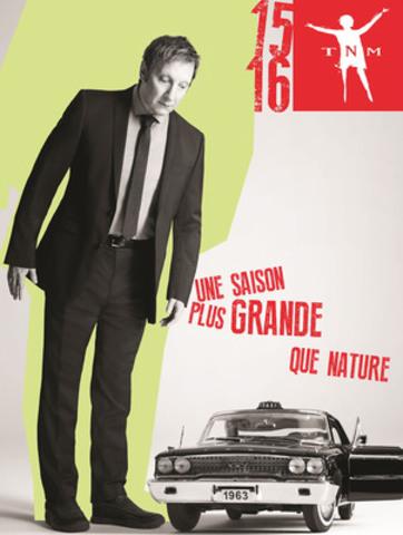 Robert Lepage, parmi les géants de la nouvelle saison du TNM ! (Groupe CNW/Théâtre du Nouveau Monde)