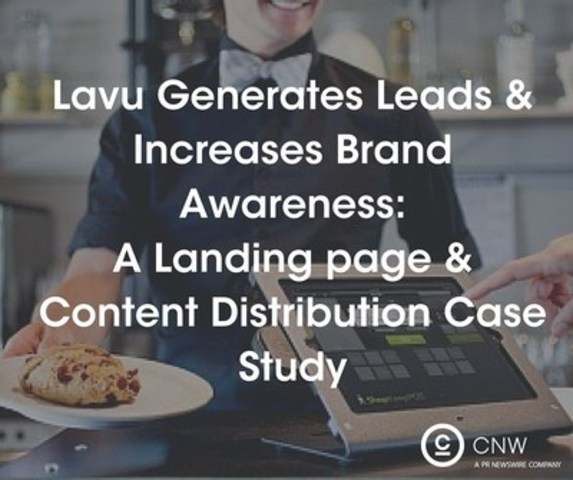 Lavu Case Study (CNW Group/CNW Group Ltd.)