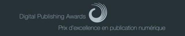 Finalistes des Prix d'excellence en publication numérique 2016 (Groupe CNW/Fondation nationale des prix du magazine canadien)