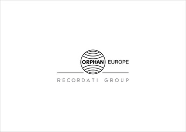 Logo of Orphan Europe Recordati Group (CNW Group/Médunik Canada)