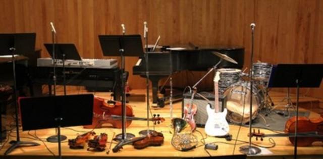 Musicothon et Musicoquizz le 12 novembre, au Conservatoire de musique de Trois-Rivières (Groupe CNW/Conservatoire de musique et d'art dramatique du Québec)