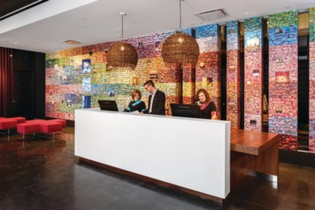Alt Hotel Ottawa (CNW Group/Group Germain Hotels)