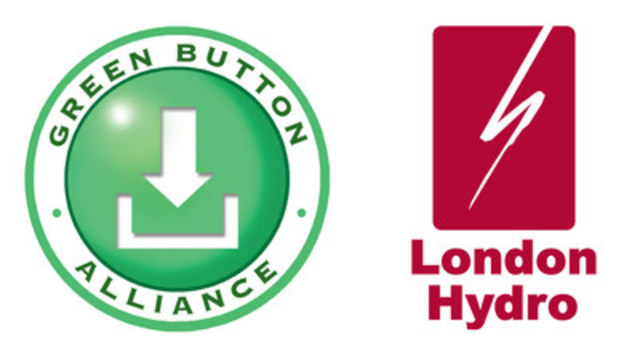 Green Button Alliance (GBA) and London Hydro. (CNW Group/London Hydro Inc.)