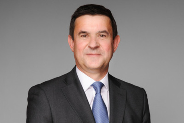 RBC Global Asset Management announces the appointment of Clive Brown as CEO and Managing Director, RBC GAM International. (CNW Group/RBC)