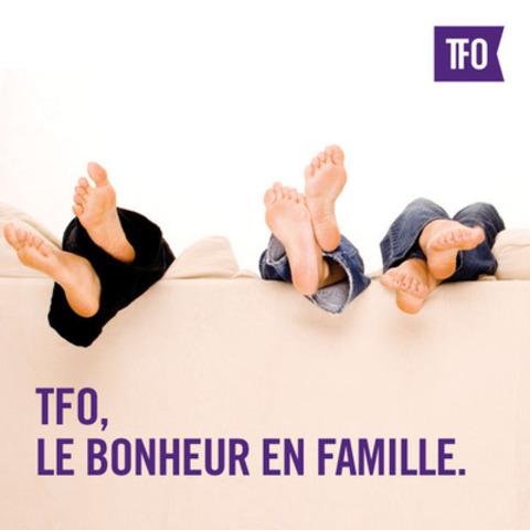 Le bonheur en famille, Débrouillage TFO (Groupe CNW/Groupe Média TFO)