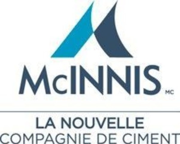 Logo : Ciment McInnis (Groupe CNW/Caisse de dépôt et placement du Québec)