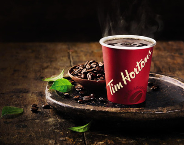 Tim Hortons launches its first single origin limited edition coffee  - Three Peaks Columbian - in five test markets across Canada. Three Peaks Columbian is available starting April 1, for eight weeks, in Abitibi, Quebec; Saint John and Moncton, New Brunswick and Sudbury and North Bay, Ontario. (CNW Group/Tim Hortons)