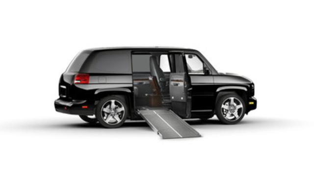The MV-1 is the first factory-built accessible vehicle ideal for fleet operations, municipal paratransit and individuals with physical challenges. The MV-1 is the only accessible vehicle with a three year bumper to bumper warranty and emergency road side accessible service. (CNW Group/MV-1 Canada)