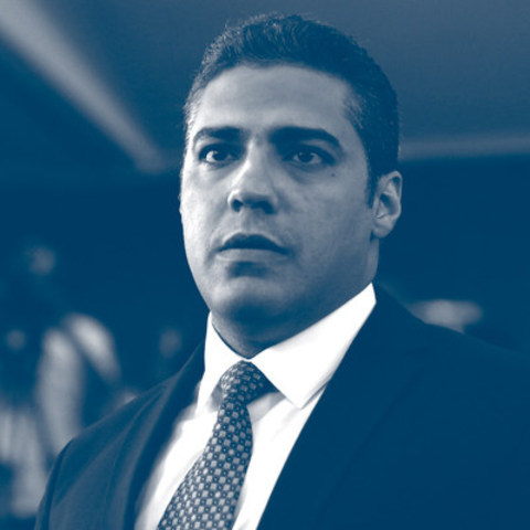 Monday Luncheon Keynote - Mohamed Fahmy, Journalist, Author and Adjunct Professor, University of British Columbia (CNW Group/Canadian Public Relations Society)