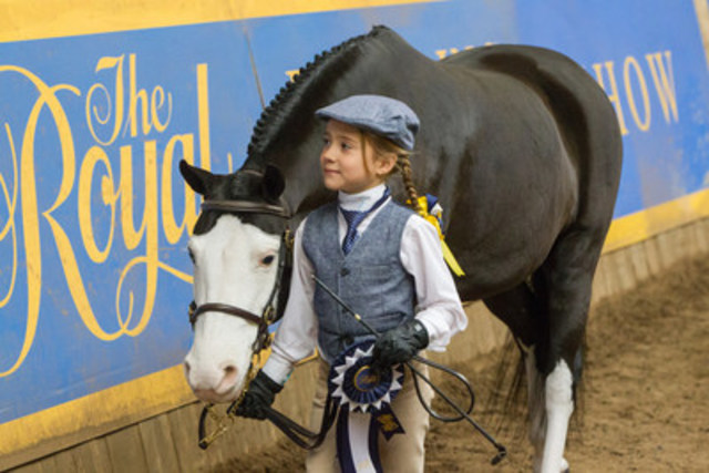 The Royal Agricultural Winter Fair (CNW Group/Royal Agricultural Winter Fair)