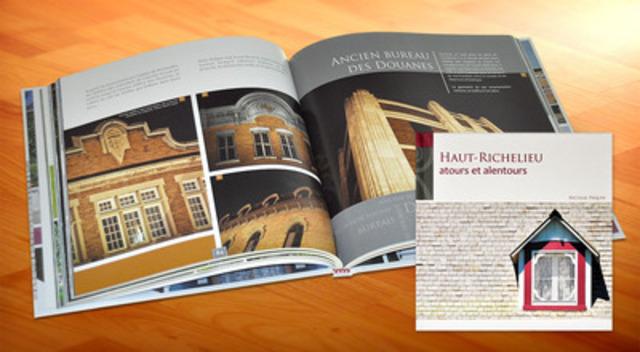 Partez à la découverte des trésors historiques du Haut-Richelieu à travers ce récit de fiction! (Groupe CNW/VILLE DE ST-JEAN-SUR-RICHELIEU)