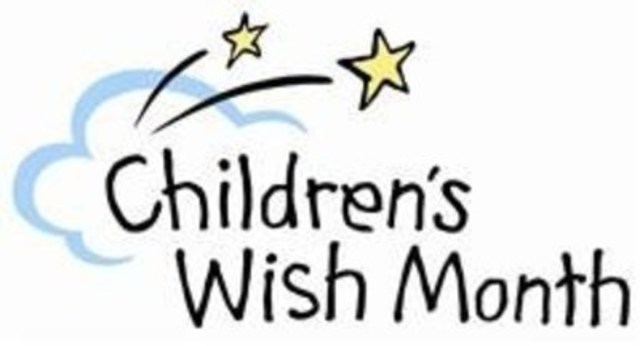 Children's Wish Month (CNW Group/The Children's Wish Foundation of Canada)