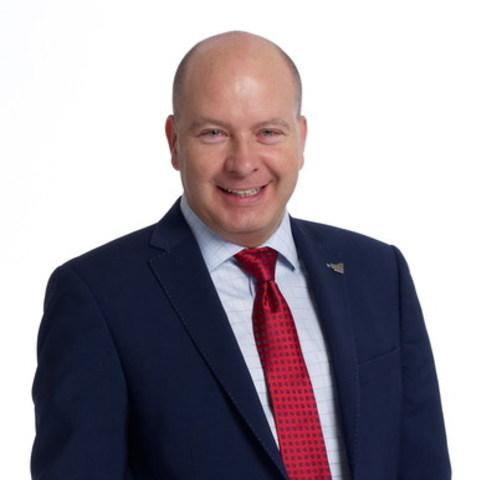 Benoît Fontaine, président québécois pour Les Producteurs de poulet du Canada. (Groupe CNW/Les Éleveurs de volailles du Québec)
