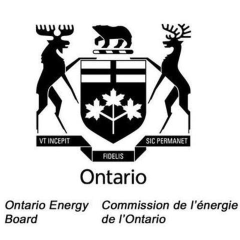 Commission de l'énergie de l'Ontario (Groupe CNW/Commission de l'énergie de l'Ontario)