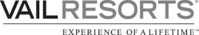 Vail Resorts Logo (CNW Group/Whistler Blackcomb)
