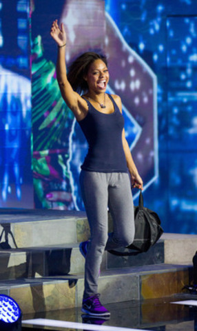 Topaz Brady evicted from the Big Brother Canada house. (CNW Group/SLICE)