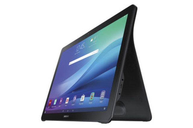 Samsung Galaxy View (CNW Group/Samsung Electronics Canada Inc.)