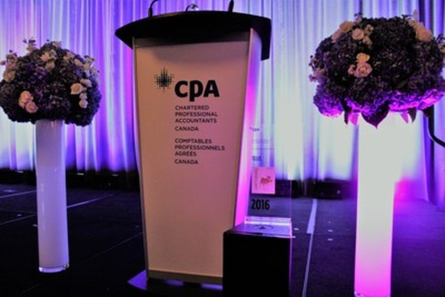 CPA Canada's Awards of Excellence in Corporate Reporting (CNW Group/CPA Canada)