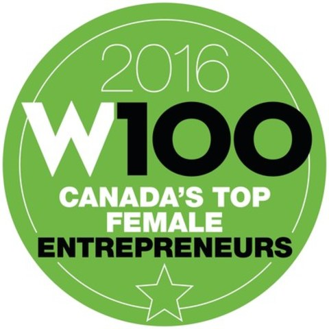 2016 W100 Canada's Top Female Entrepreneurs (CNW Group/ProStar Cleaning & Restoration)