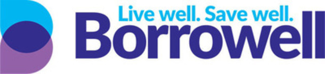 Borrowell Logo (CNW Group/Borrowell)