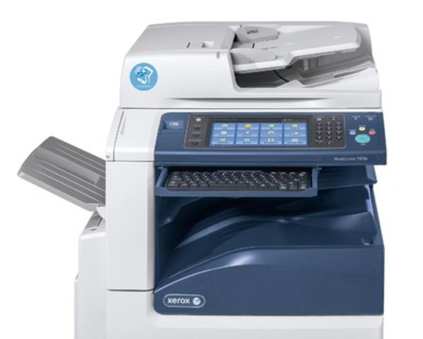 Xerox ConnectKey Technology Boosts Office Productivity with Innovative Apps and Expanded Capabilities for MFPs (CNW Group/Xerox Canada)