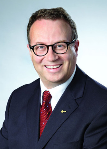 Marc Poulin, newly appointed President & CEO of Sobeys Inc. (CNW Group/Sobeys Inc.)