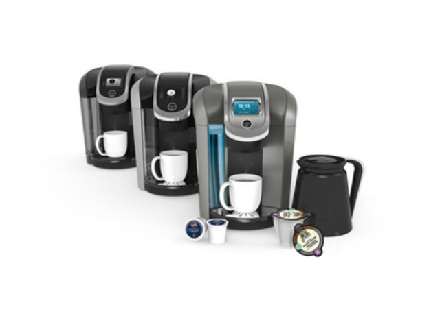 Next Generation Keurig® 2.0 System, First to Brew Both a Single Cup and a Four-Cup Carafe, Now Available in Canada (CNW Group/Keurig Green Mountain Inc.)