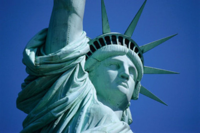 New York, NY, USA is the most popular international city for Canadian travellers. (CNW Group/Hotels.com)
