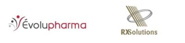 Logo : Évolupharma Inc. (Groupe CNW/Évolupharma Inc.)