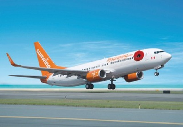 Sunwing Remembers (CNW Group/Signature Vacations)