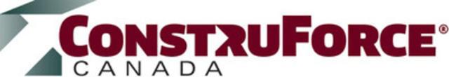 ConstruForce Canada Logo. (Groupe CNW/ConstruForce Canada)