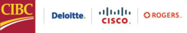 CIBC, Deloitte, Cisco and Rogers (CNW Group/Metrolinx)