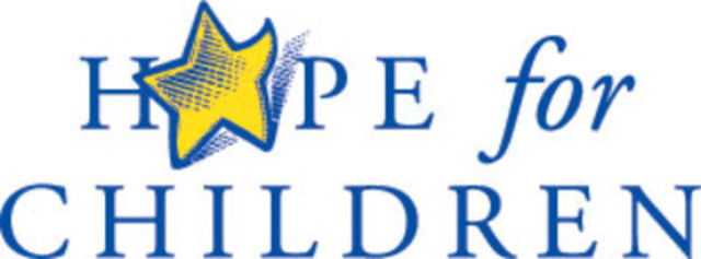 Hope for children (CNW Group/Catholic Children's Aid Society Of Toronto)
