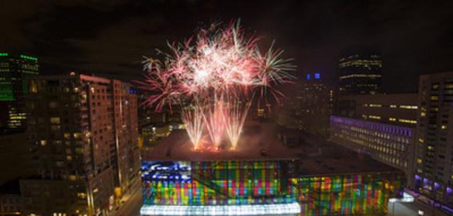 Pour la cinquième année consécutive, Montréal est sacrée première ville des Amériques pour l'accueil d'événements internationaux. (Groupe CNW/Palais des congrès de Montréal)