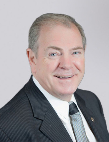 Marshall J. Cowe - Chair. (CNW Group/Real Estate Council of BC)