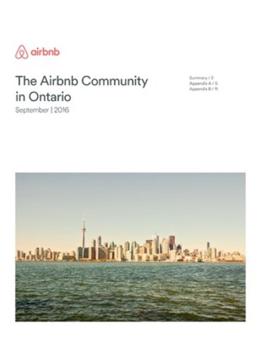 Courtesy of Airbnb (CNW Group/Airbnb)