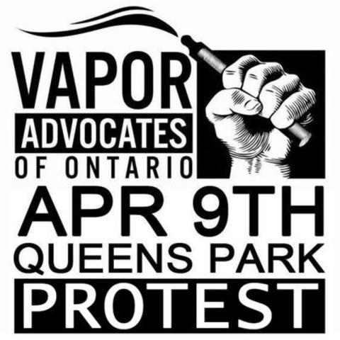 Vapor Advocates of Ontario (CNW Group/Vapor Advocates of Ontario)