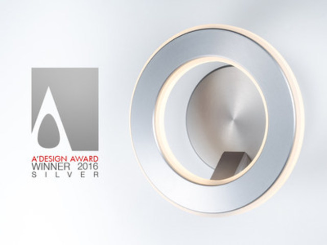 Vancouver Father-Son Design Team Wins Silver at the World's Largest Design Competition (CNW Group/Karice Enterprises)