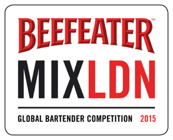 Beefeater MIXLDN Global Bartender Competition (CNW Group/Corby Spirit and Wine Communications)