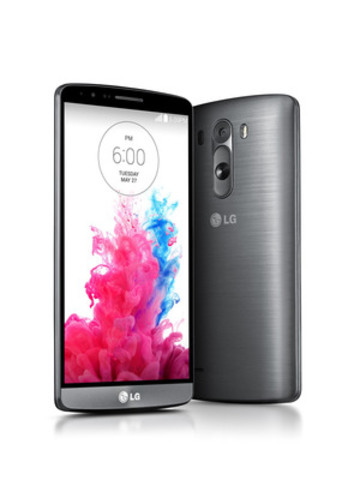 LG debuts the all new G3 proving Simple is the New Smart. (CNW Group/LG Electronics Canada, Inc.)