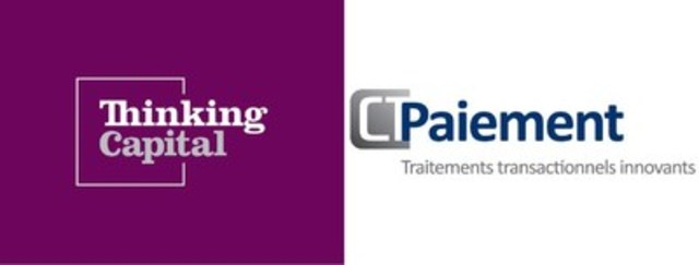 Thinking Capital; CT-Paiement (Groupe CNW/Thinking Capital)