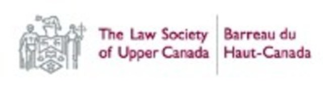 The Law Society of Upper Canada (CNW Group/The Law Society of Upper Canada)